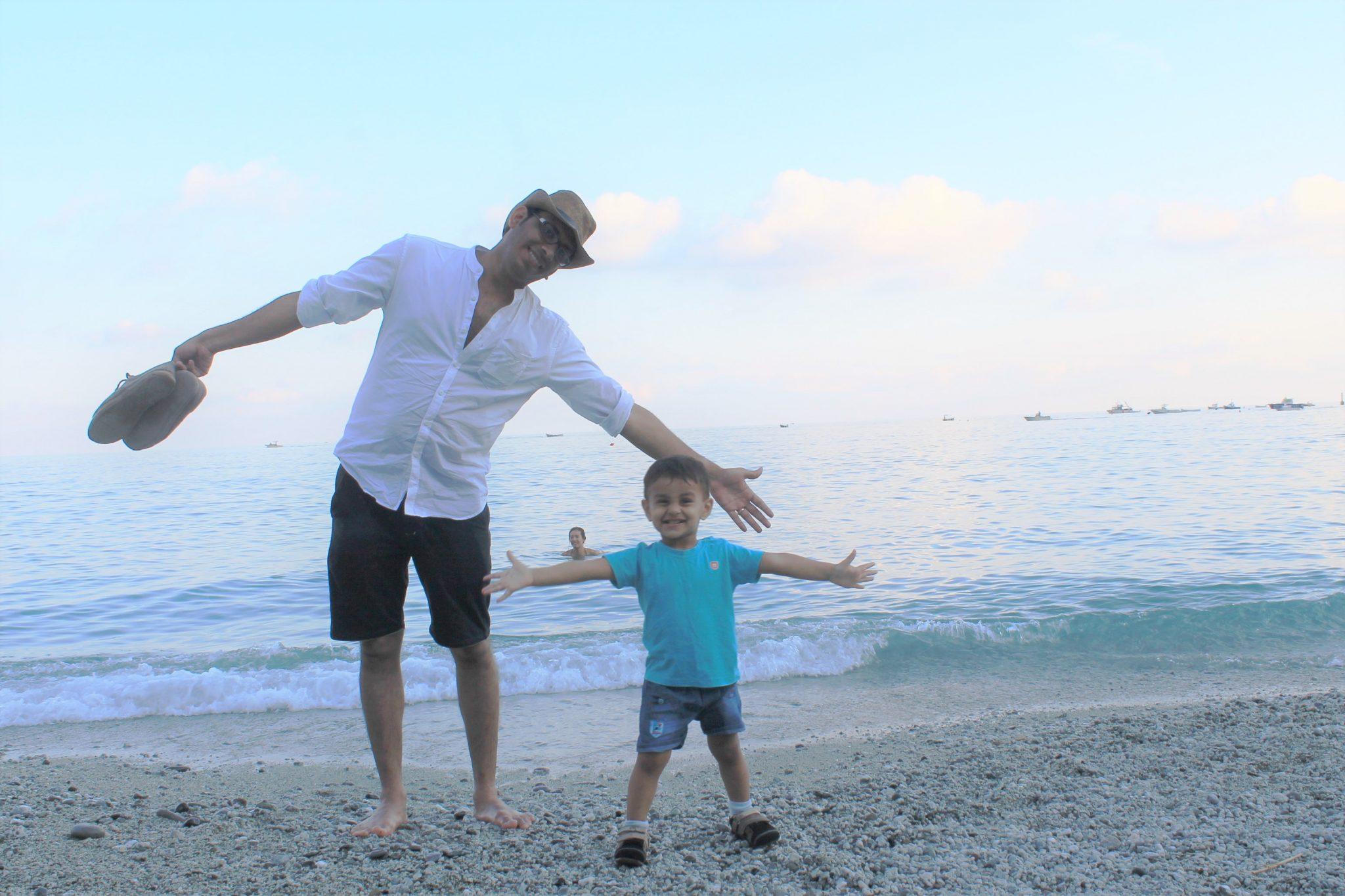 Travel with Kid - Cinque Terre
