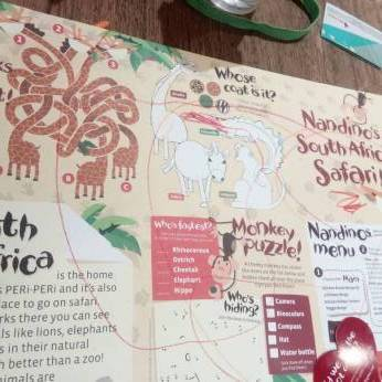 Nandos Restaurant review