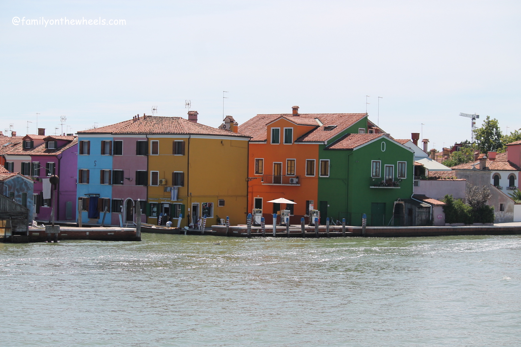 Burano, venetian island