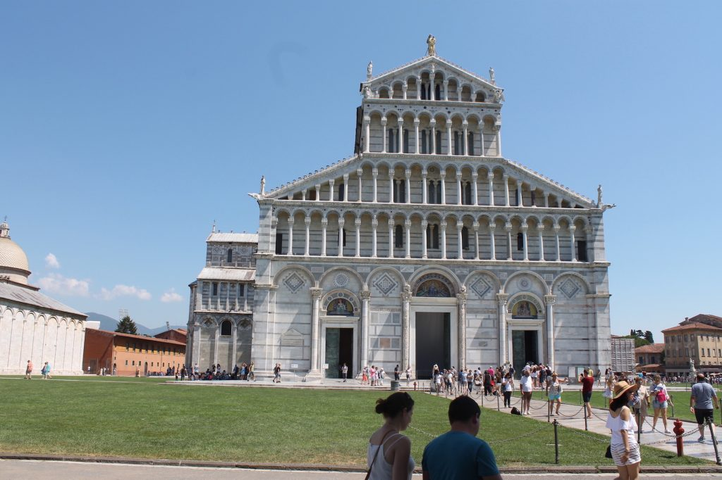 Pisa Cathedral Italy