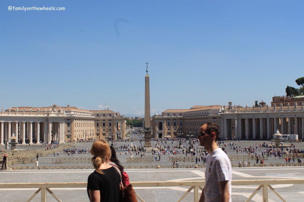 Piazza San Peitro, Rome