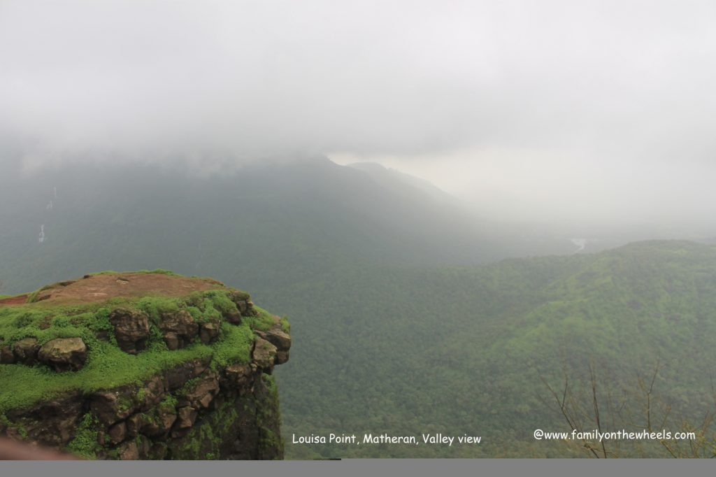 Louisa Point Matheran Hill station