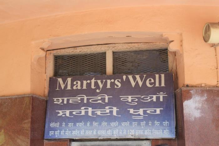 Martyrs Well