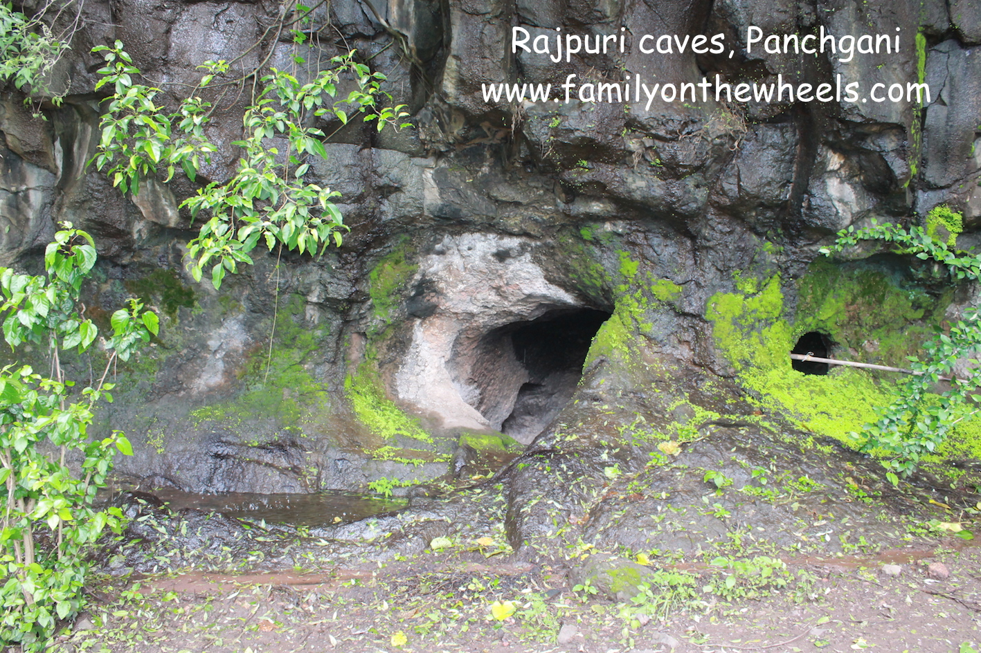 caves, panchgani, travel with Kid