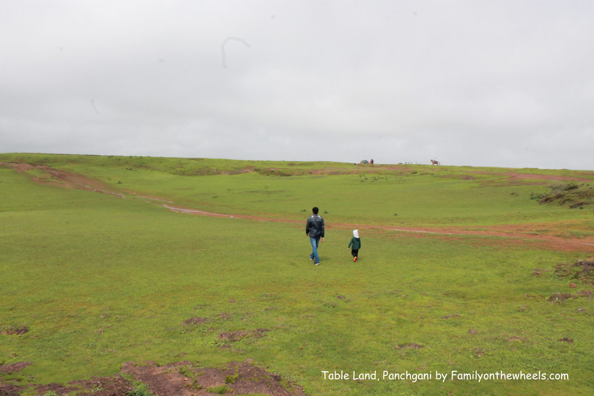 Table land, panchgani, travel with Kid