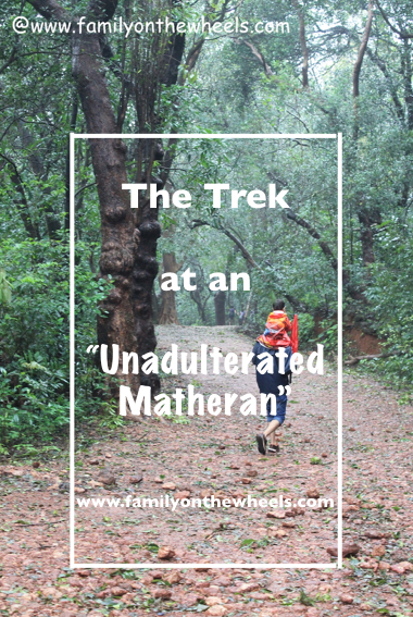 Matheran, Maharashtra, travel with kids
